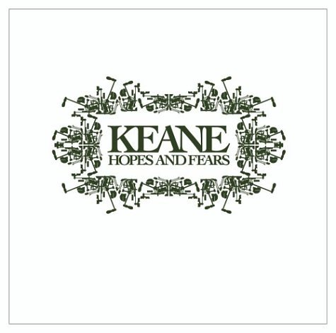 Keane Your Eyes Open cover art