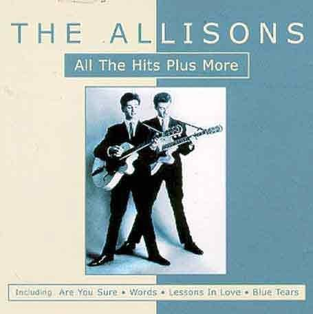 The Allisons Are You Sure cover art