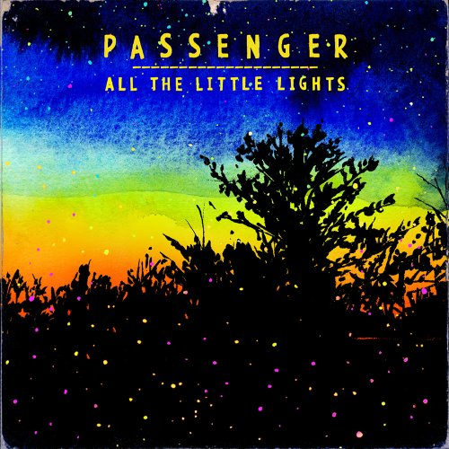 Passenger Let Her Go cover art