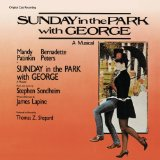 Sunday In The Park With George sheet music by Stephen Sondheim