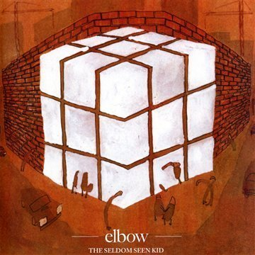 Elbow The Loneliness Of A Tower Crane Driver cover art