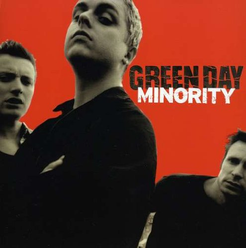 Green Day Minority cover art