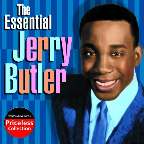 Jerry Butler I Could Write A Book cover art