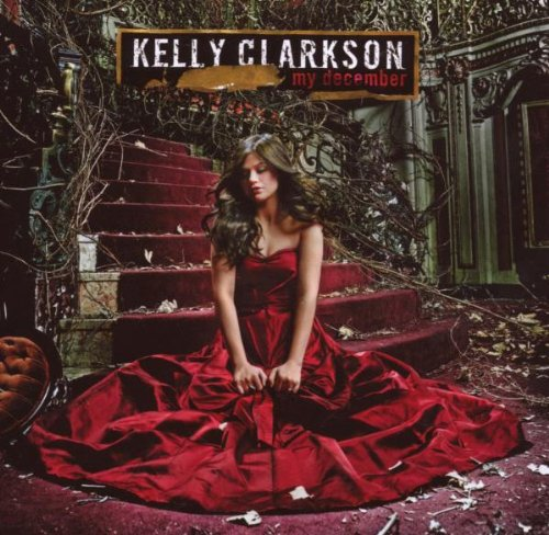 Kelly Clarkson Haunted cover art