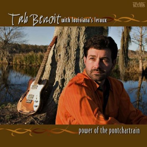 Tab Benoit Shelter Me cover art