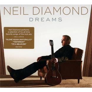 Neil Diamond Yesterday cover art
