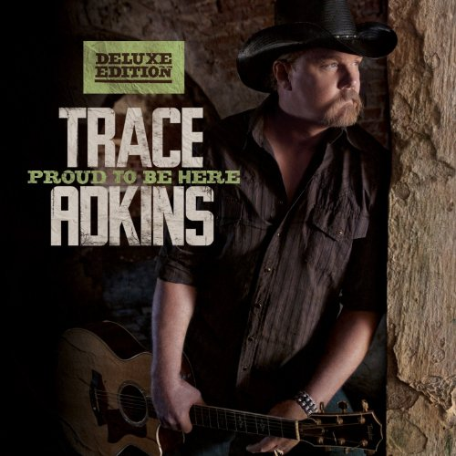 Trace Adkins Just Fishin' cover art