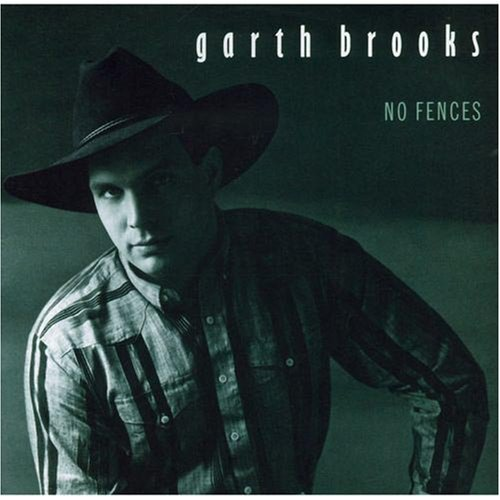 Garth Brooks The Thunder Rolls cover art