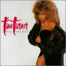 Tina Turner Break Every Rule cover art