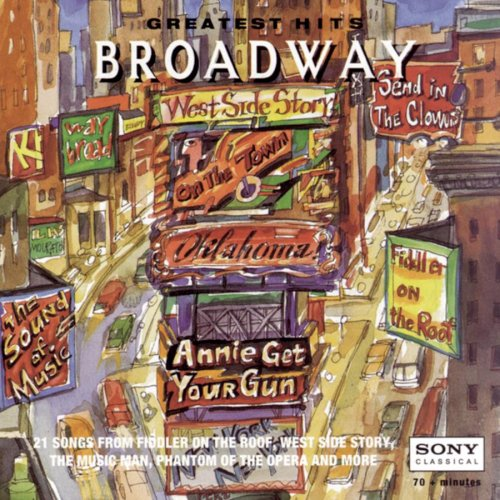 Charles Strouse Annie cover art
