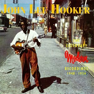 John Lee Hooker Hoogie Boogie cover art