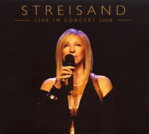 Barbra Streisand Simple Pleasures cover art