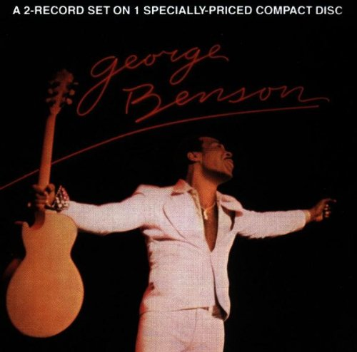 George Benson California PM cover art