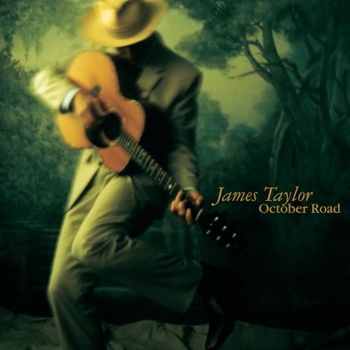 James Taylor Raised Up Family cover art