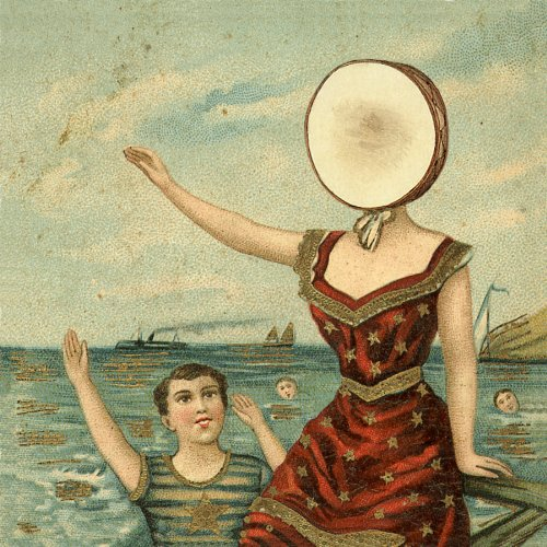 Neutral Milk Hotel The King Of Carrot Flowers Pt. One cover art