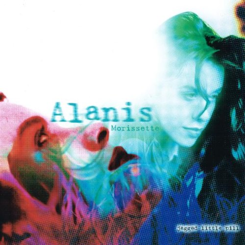 Alanis Morissette All I Really Want cover art