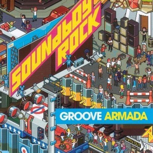 Groove Armada Song 4 Mutya (Out Of Control) (feat. Mutya Buena) cover art