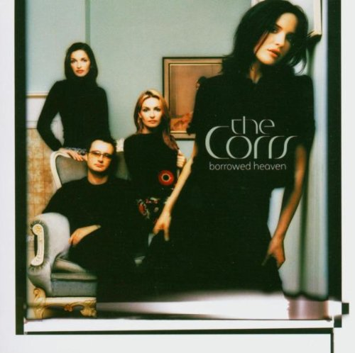 The Corrs Borrowed Heaven cover art