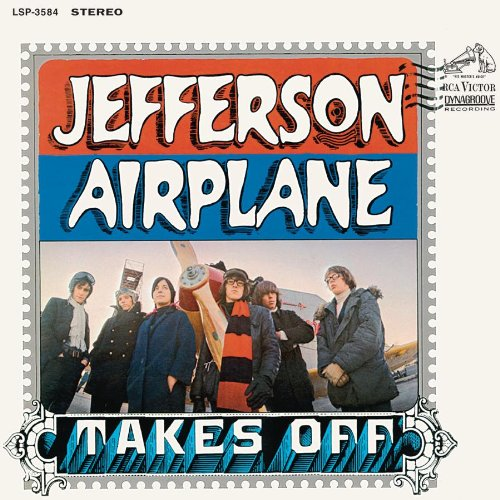 Jefferson Airplane Let's Get Together cover art