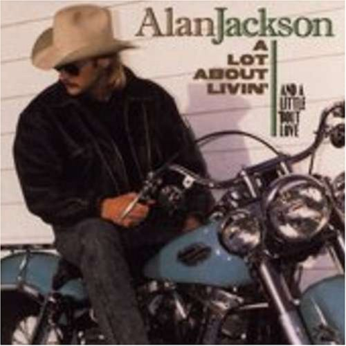 Alan Jackson Mercury Blues cover art