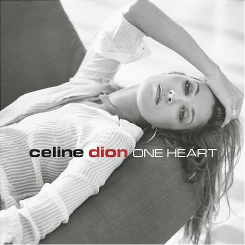 Celine Dion I Drove All Night cover art