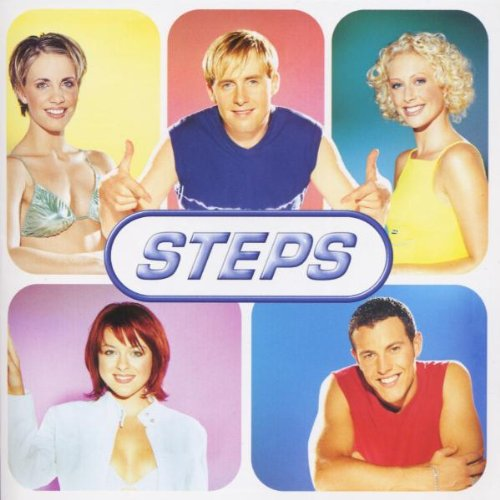 Steps I Think It's Love cover art