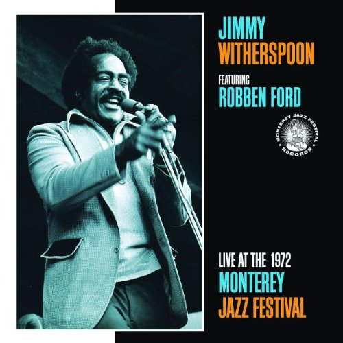 Jimmy Witherspoon Ain't Nobody's Business cover art
