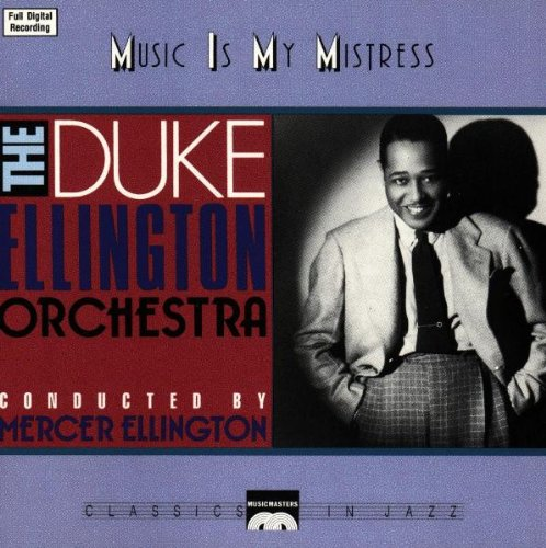 Duke Ellington I'm Just A Lucky So And So cover art