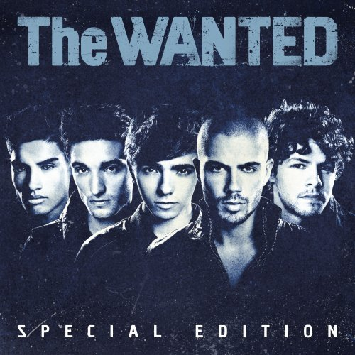 The Wanted Chasing The Sun cover art