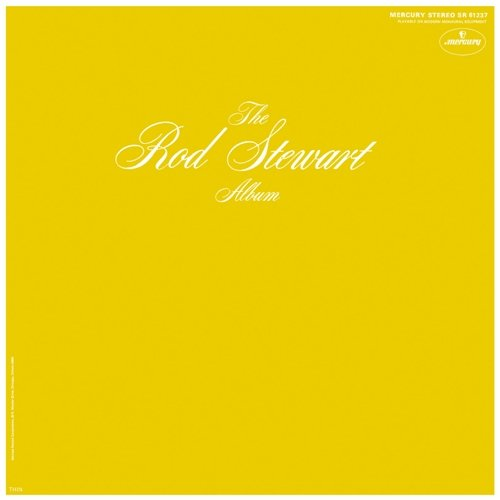 Rod Stewart Handbags And Gladrags cover art