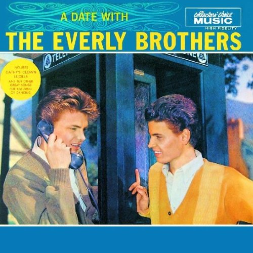 The Everly Brothers Cathy's Clown cover art