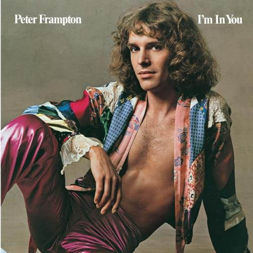 Peter Frampton I'm In You cover art