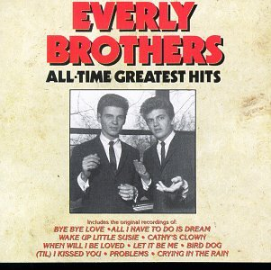 The Everly Brothers I Wonder If I Care As Much cover art