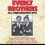 Bye Bye Love sheet music by The Everly Brothers