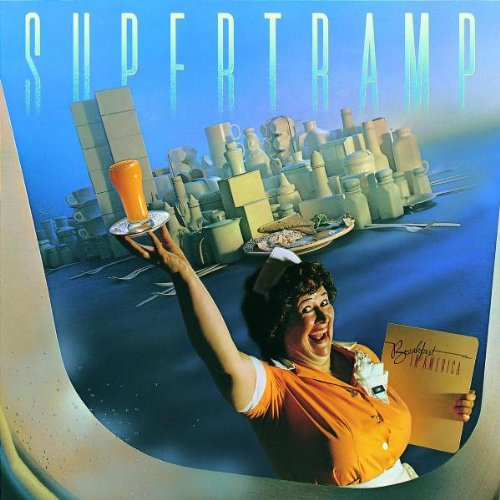 Supertramp Breakfast In America cover art