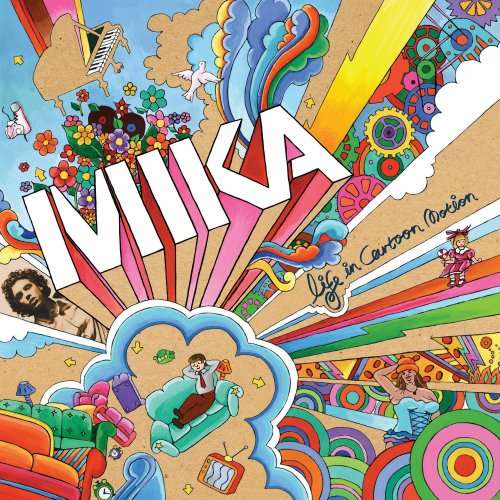 Mika Lollipop cover art