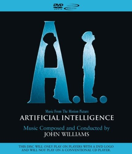 Josh Groban and Lara Fabian For Always (from AI: Artificial Intelligence) cover art