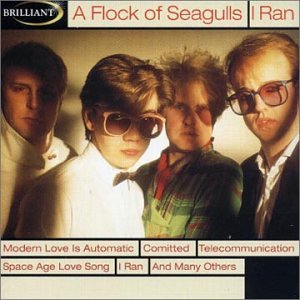 A Flock Of Seagulls I Ran (So Far Away) cover art