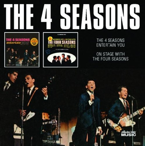 The Four Seasons Big Man In Town cover art