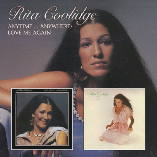 Rita Coolidge Love Me Again cover art