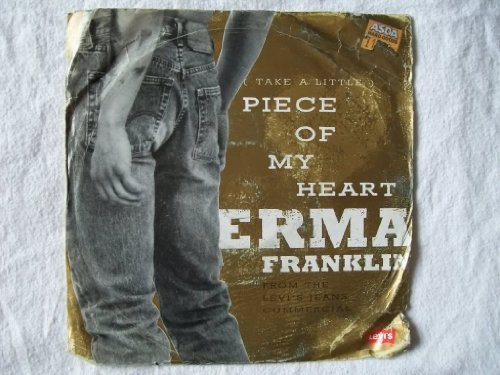 Erma Franklin (Take A Little) Piece Of My Heart cover art