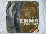 (Take A Little) Piece Of My Heart sheet music by Erma Franklin