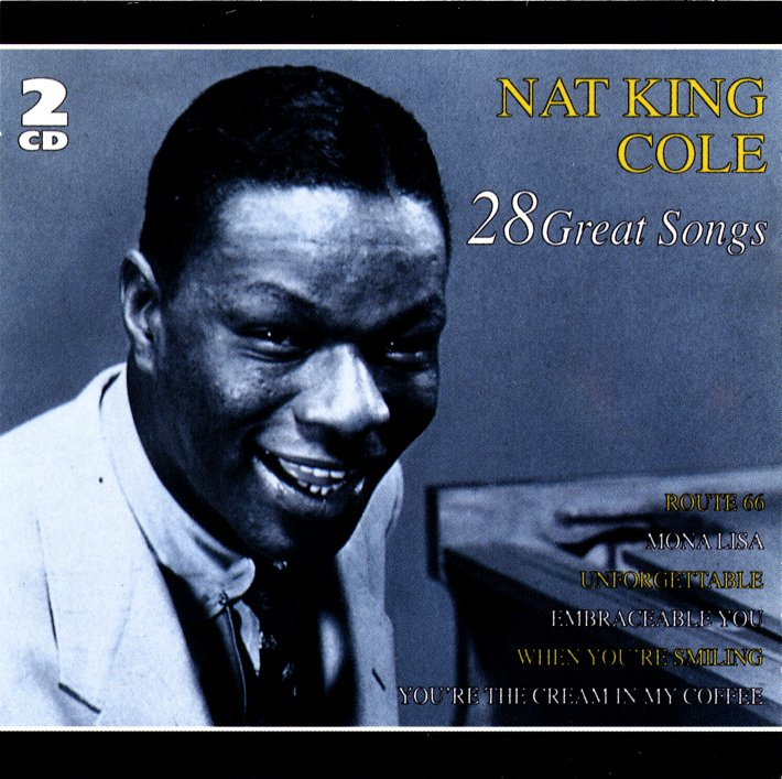 Nat King Cole That Ain't Right cover art
