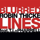 Blurred Lines sheet music by Robin Thicke