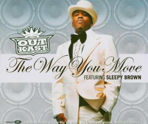 OutKast The Way You Move cover art