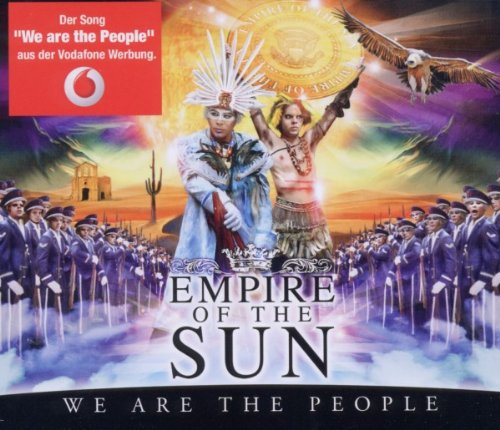 Empire Of The Sun We Are The People cover art