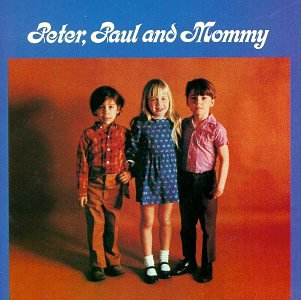 Peter, Paul & Mary The Marvelous Toy cover art