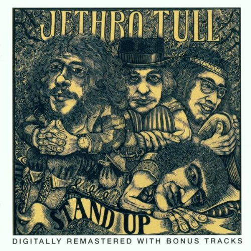 Jethro Tull Reasons For Waiting cover art