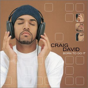Craig David Can't Be Messing 'Round cover art