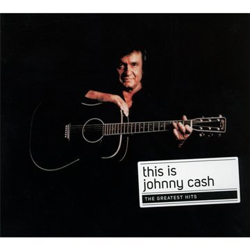Johnny Cash Sunday Mornin' Comin' Down cover art